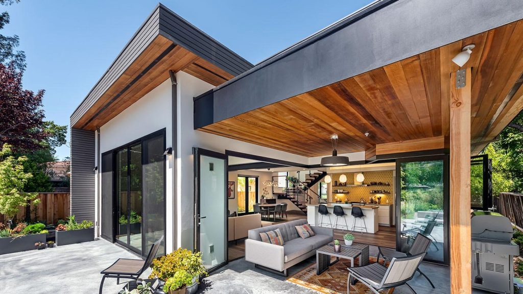 Sustainable modular homes
